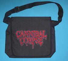 Cannibal Corpse - Logo Bag Messenger Bag Metal