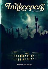 NEW DVD  // THE INNKEEPERS //  Sara Paxton,  Pat Healy,  Kelly McGillis
