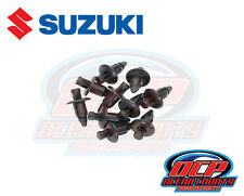 NEW SUZUKI BURGMAN AN 400 650 SCOOTER BOLT INDUSTRIES M6 SPORTBIKE PUSH RIVET