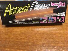 "Green 15"" Neon tube. Automotive Accent Neon"