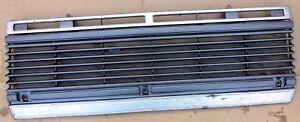 DATSUN NISSAN URVAN E23 MODEL 1980 86 VAN FRONT RADIATOR GRILLE MASK USED
