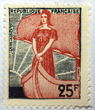 Yt 1216 MARIANNE A LA NEF   TIMBRE NEUF **  LUXE FRANCE  SANS CHARNIERE