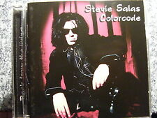 CD Stevie Salas / Colorcode – Rock Album 1996