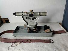 K Amp E Surveying Keuffel Amp Esser Vintage Rare With Plastic Case