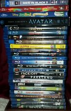 Blue Ray Movie Lot & DVD Movie Lot - 43 Movies!