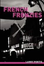 French Frenzies: A Social History of Pop Music in France (Paperback or Softback)