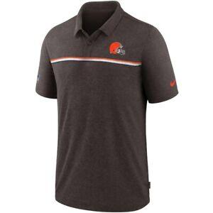 Cleveland Browns Nike Early Season Polo Size 4XL