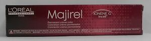 LOREAL PARIS MAJIREL Permanent Cream Hair Color  (Levels 0 to 6.32) ~1.7 fl. oz.