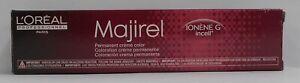LOREAL PARIS MAJIREL Permanent Cream Hair Color  (Levels 0 to 6.32) ~1.7 fl. oz.