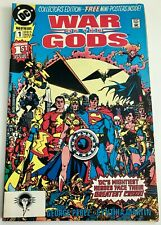 DC Comics War Of The Gods Collectors Edition Sept 1991 1st Issue