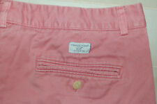 VINEYARD VINES Men's 36 Pleated Whale Logo Shorts-Pink-Cotton-Golf-Casual