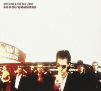NICK & THE BAD SEEDS CAVE - LIVE AT THE ROYAL ALBERT HALL,LONDON  CD NEU