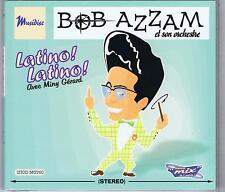 CD (NEUF) BOB AZZAM LATINO LATINO DIGIPACK