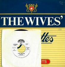 "Battered Wives - Cigarettes RARE ORIG Canadian Punk LP & Bonus 45 7"" (Near Mint)"
