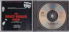 The rocky horror show/original London Cast CD teldec 1987 west germany tim Curry