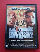 LA TOUR MONTPARNASSE - ERIC - RAMZY - DVD - VF - BONUS