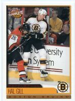 03-04 PACIFIC COMPLETE RED #337 HAL GILL 59/99 BRUINS *47933