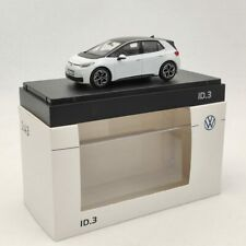 1:43 Volkswagen VW ID.3 Diecast Models Limited Edition Collection White