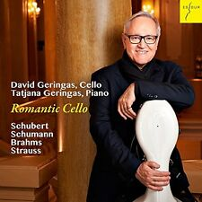 GERINGAS DAVID - ROMANTIC CELLO [CD]