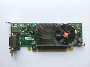 SFF DUAL DELL Y104D ATI-102-B62902(B) RADEON HD 3450 256MB PCIE TV-OUT WINDOWS 8
