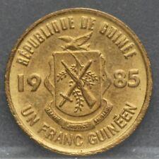 Guinee Guinea - 1 Franc 1985