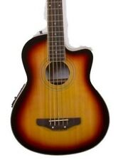 DE ROSA ACOUSTIC BASS GUITAR 4-STRING