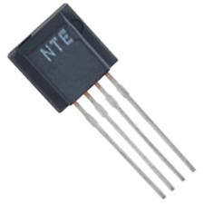 NTE Electronics NTE9200 INTEGRATED CIRCUIT I2L FREQUENCY DIVIDER 4 PIN SIP