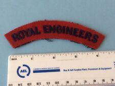 An Original Military WW2 ROYAL ENGINEERS