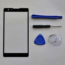 "New Front Screen Glass Lens Replacement for LG X Power LS755 K220 5.3""+tools"