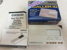 Cidco Caller ID Brand Model Sa-85a-01 w/ blocked call & call lights