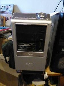 PC de BUREAU Acer Aspire RC900 /P4 3,2Ghz /2Go ram / 120Go Sata /WIN XP 32bits