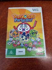 Tamogotchi Party On Nintendo Wii Game (P13938-3)