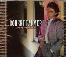ROBERT PALMER - LIVE AT THE APOLLO - CD - NEW - SEALED