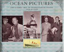 OCEAN PICTURES: GOLDEN AGE OF TRANSATLANTIC TRAVEL 1936–1959 Jane Hunter-Cox