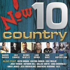 CD de musique country Various