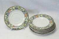 "Mikasa Chelsea Court Saucers 6.5"" Lot of 7"