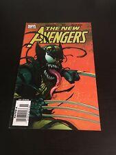 New Avengers #35 (VF-) $3.99 Newsstand Price Variant Yu Venomized