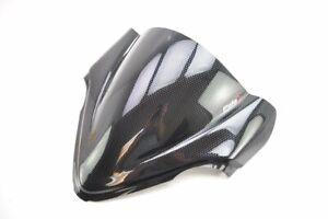 08-17 GSX-R1300 Hayabusa Puig Z Racing Windscreen, with Carbon Fiber Look  4826C