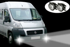 LED Tagfahrlicht + LED Nebelscheinwerfer Fiat Ducato (06-13) Scheinwerfer TFL