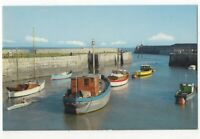 Porthcawl The Old Harbour 1960s Postcard Glamorgan South Wales 151c
