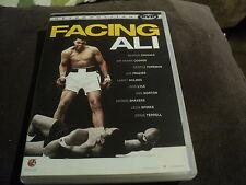 """DVD """"FACING ALI"""" documentaire sur Mohamed ALI"""