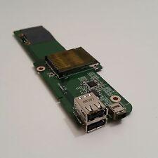 Dell Vostro 1015 USB Firewire SD Card Reader Board Kartenleser 0MR7GX