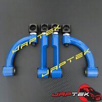 2Adjustable Front Upper Camber Arms For Nissan Skyline R33 R34 GTST GTT GTR