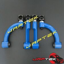 2Adjustable Front Upper Camber Arms For Nissan Skyline R33 R34 GTST GTT GTR