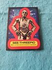 1977 Topps Star Wars Series 1 Trading Cards 40