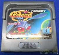 SEGA Game Gear Software Namco Galaga '91 JAPAN Letoro Game
