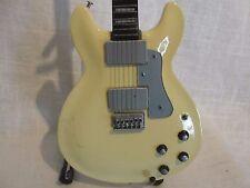 Grateful Dead Jerry Garcia Travis Bean Miniature Guitar