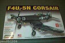LINDBERG  VOUGHT F4U-5N CORSAIR  1:48 scale  kit