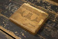 WW2 German Original Wehrmacht Cigar HAVANA PRIVILEG Box Officers cigarette
