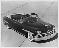 1950 Lincoln Presidential Custom-Built Limo Press Photo - President Truman 0003